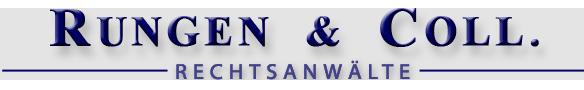 RUNGEN & COLL. Rechtsanwälte